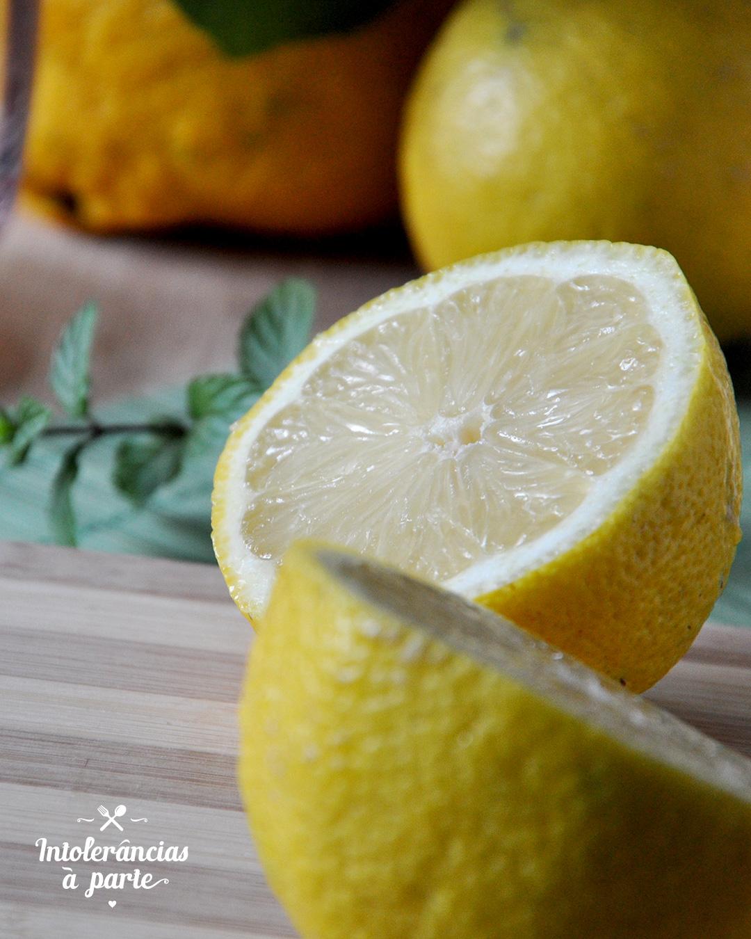 Limão - beneficios